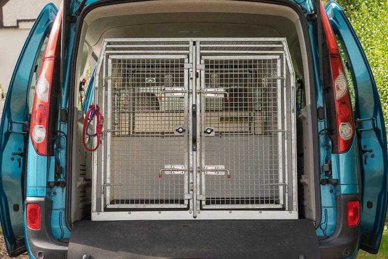Custom Lintran Dog Cage