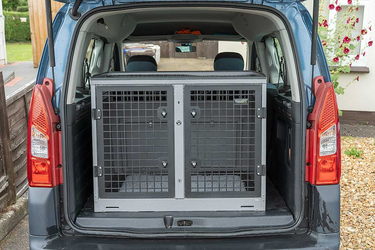 TransK9 Dog Crate